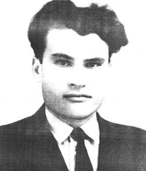 Чернов Дмитрий Петрович