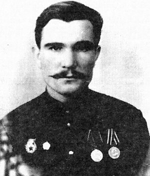 Дроздецкий Николай Ильич