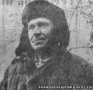 Иван Игнатьевич Гвоздев