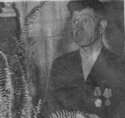 Андреи Тимофеевич Гришмановских